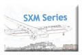 sxm series, maho beach postcards from princess juliana international airport, sint maarten saint martin